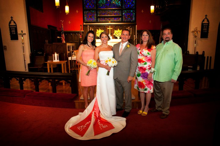 Dan & Lisa's Wedding